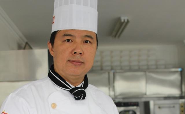 曹志坚:新概念应用厨师第一人