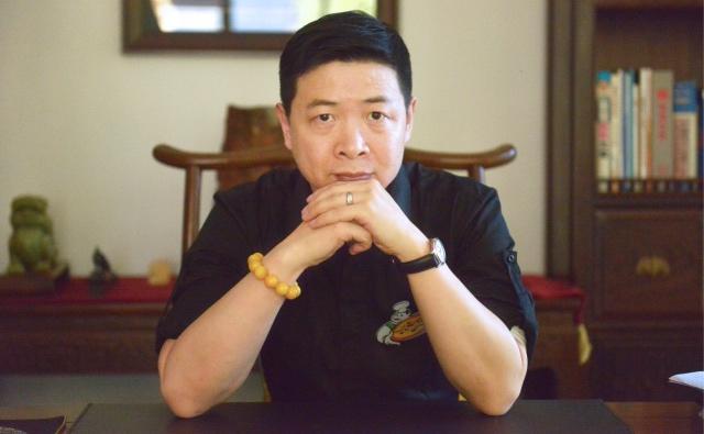 赵志强:自助比萨的王者