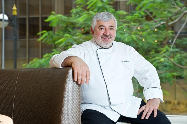 Umberto Bombana:米其林餐厅炼成记