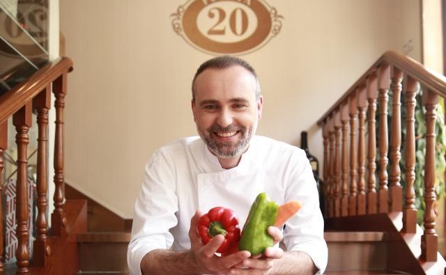 """Rodrigo de la Calle:引领""""绿色革命""""的""""植物料理大师"""""""