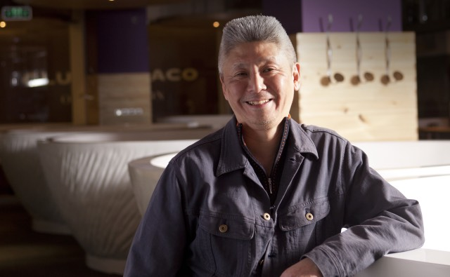 徐保罗:一个食尚帝国的传奇