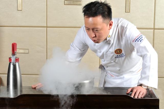 郭科:多元料理王子
