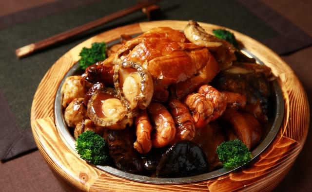 老坑记:超人气港式经典小菜馆