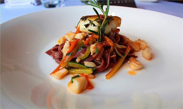 北京塔沃拉意大利餐厅:冬季菜单 如约而至