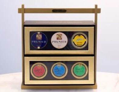 "Caviar House & Prunier pop-up store:以""海中黑钻""喜迎佳节来临"