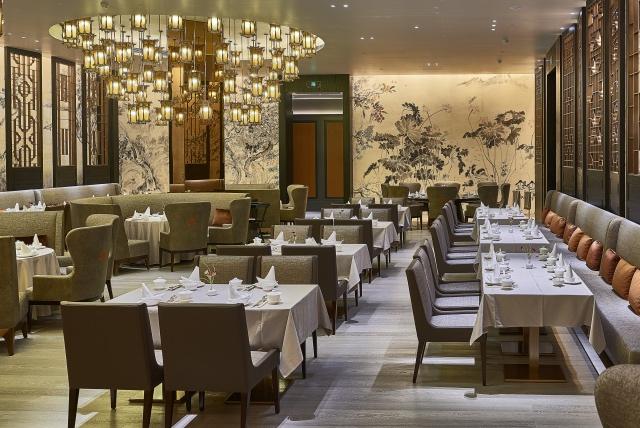 北京诺金酒店禾家中餐厅:辞旧迎新团年饭