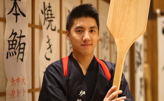 黄嘉乐:我是帅厨,但不靠颜值吃饭!