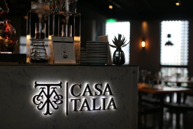 CASA TALIA by TIAGO:一口永不凋谢的地中海味道