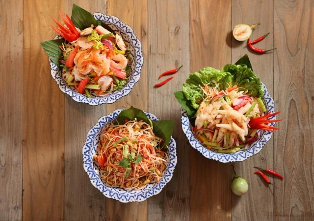 太子酒店add@Prince:泰国美食巡礼自助晚餐