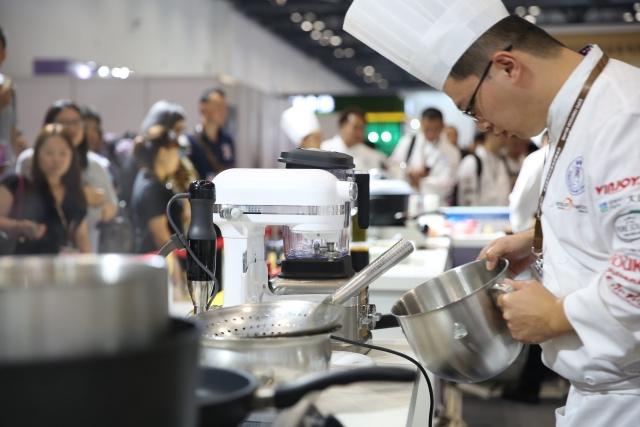 KitchenAid助力2018 HOTELEX星厨精英赛华北区选拔赛
