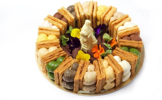 圆月拿破仑 时髦的人中秋节都吃它