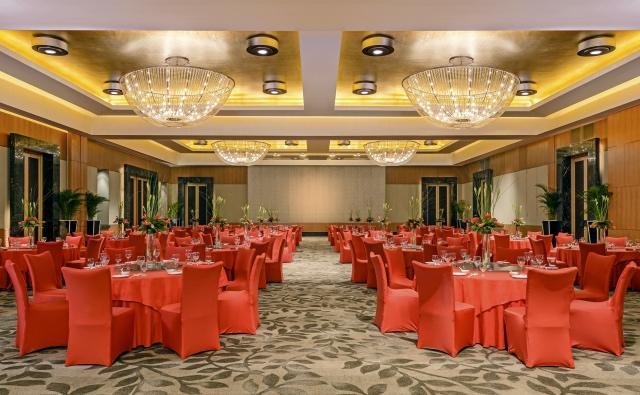 万豪国际集团北京地区秋季婚博会完美收官
