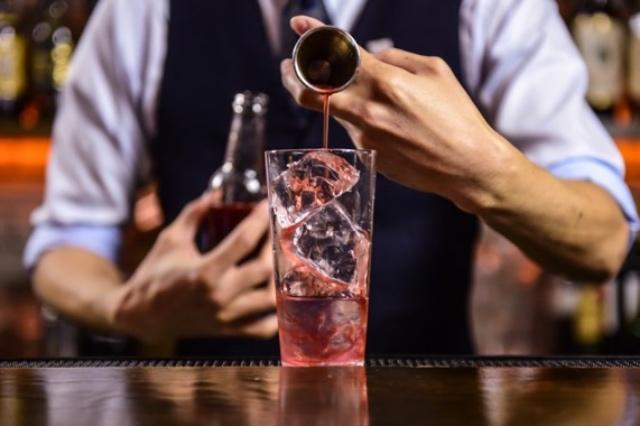 北京金酒缤纷节 这些金汤力很好喝