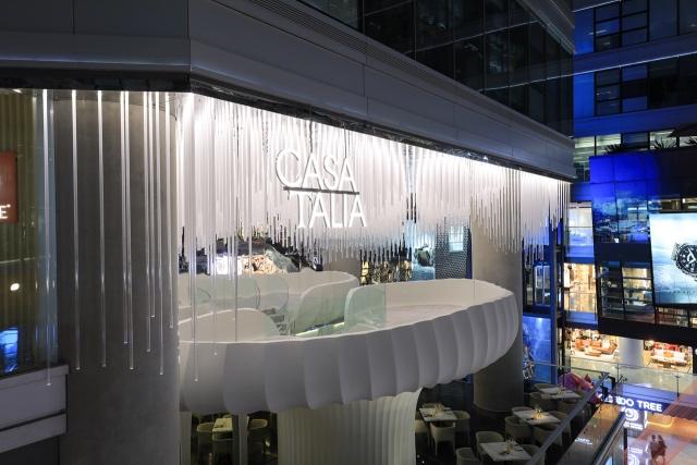 CASA TALIA:年度值得您期待的惊喜地中海餐厅亮相侨福芳草地