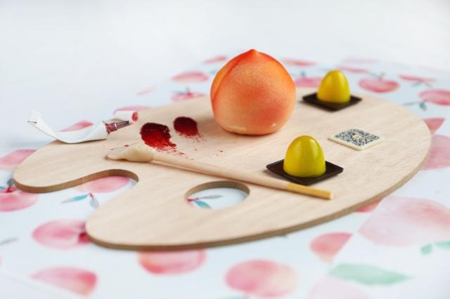 诺金酒店于巴勃罗-毕加索作品展展览期间推出联名主题甜品