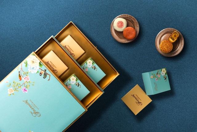 北京华彬费尔蒙酒店:倾情打造品质卓越的中秋月饼礼盒