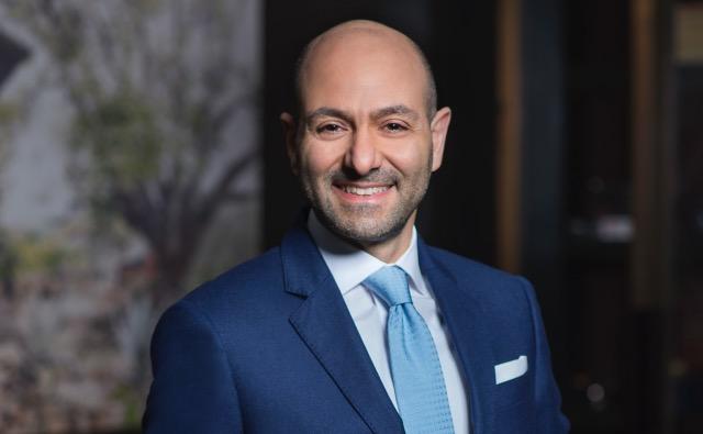 罗密欧先生(Vito Romeo)获委任为北京瑰丽酒店董事总经理