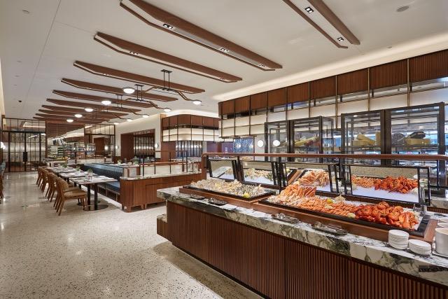 金融街威斯汀大酒店食集自助餐厅:从小吃到大